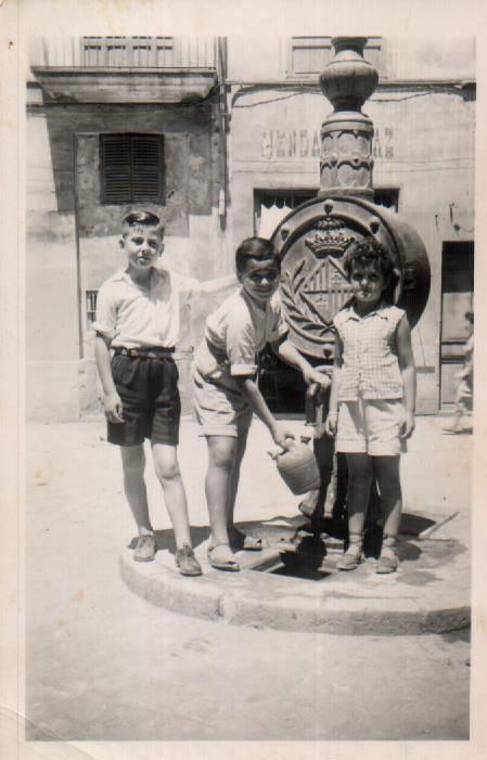 FONT TIPICA DE PALMA - 1956