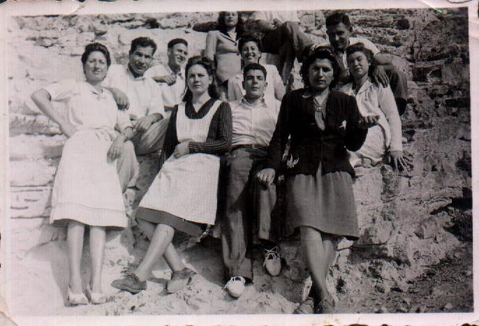 REUNIO FAMILIAR - 1940