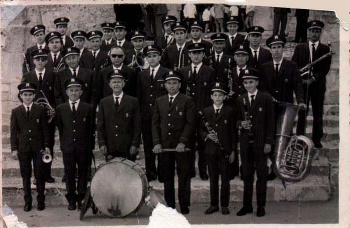 BANDA DE MUSICA - 1965