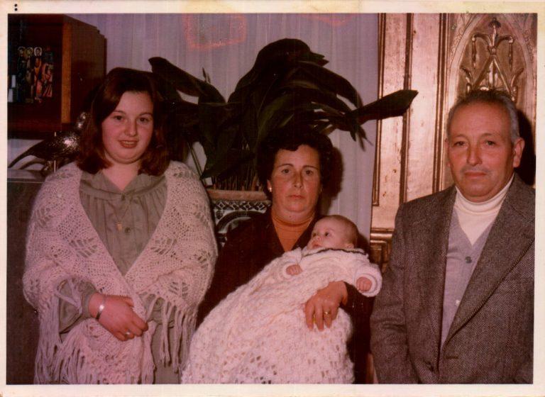 Bateig Joana M. – 1978