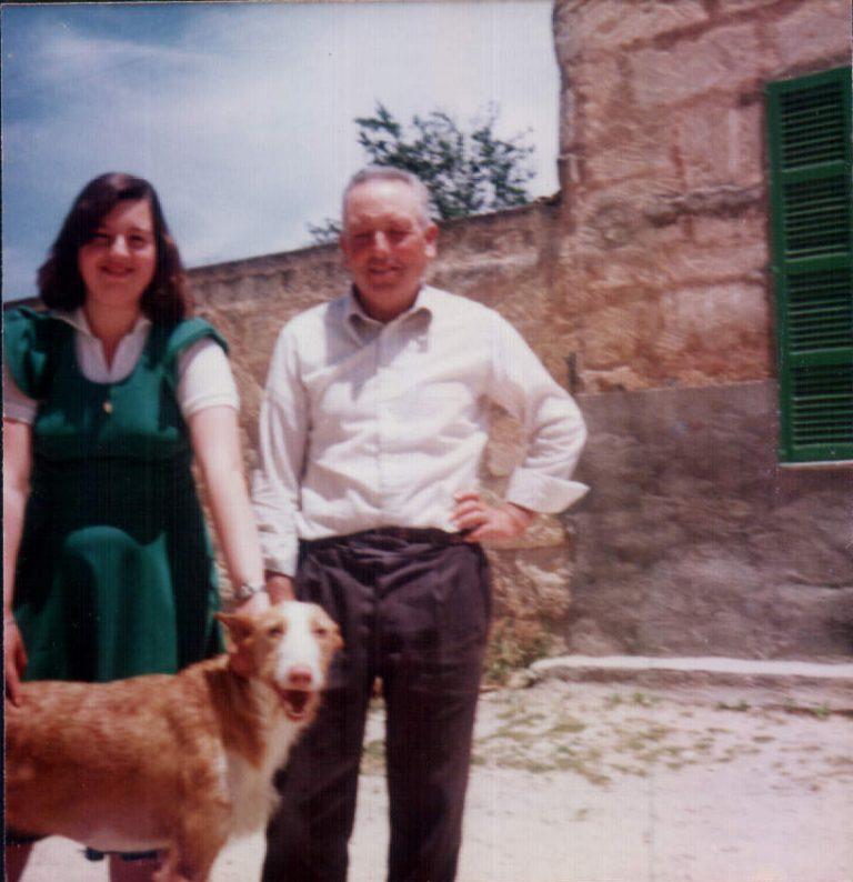 Papá y madrina – 1977