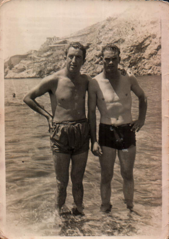 HOMBRES - 1954