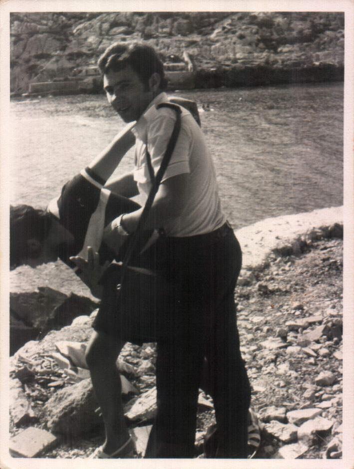 Cala Sant Vicenç – 1976