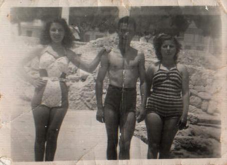 SALERO PLAYA - 1945