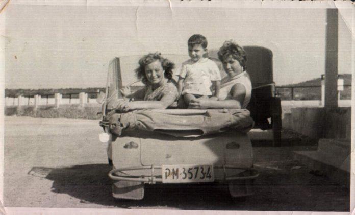 COCHE DESCAPOTADO - 1964