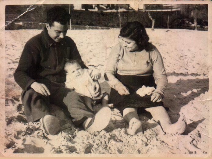 PLAYA PORTO CRISTO - 1957