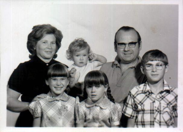 Familia Martínez García – 1975