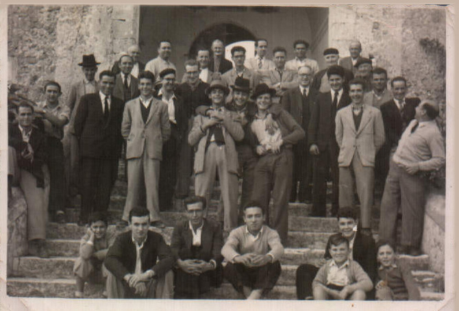 AMICS A MONTISION - 1930