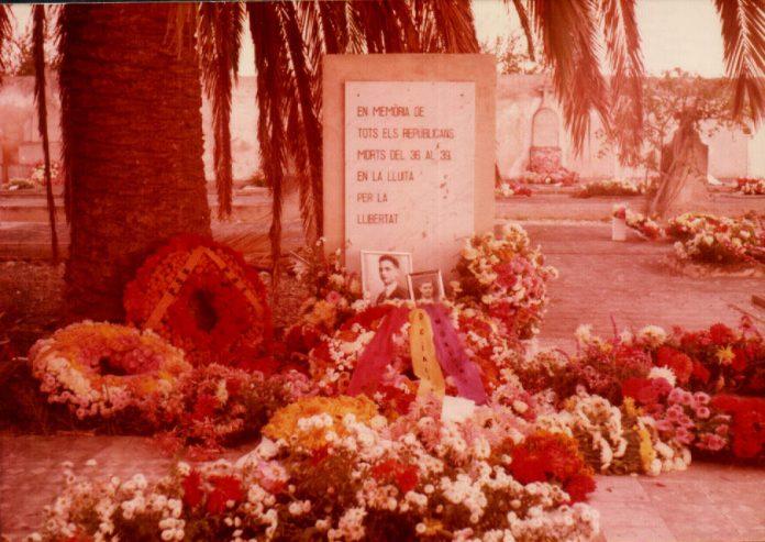 CEMENTIRI DE MONTUIRI - 1978