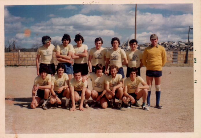 EQUIP FUTBOL QUINTOS 1952 - 1970