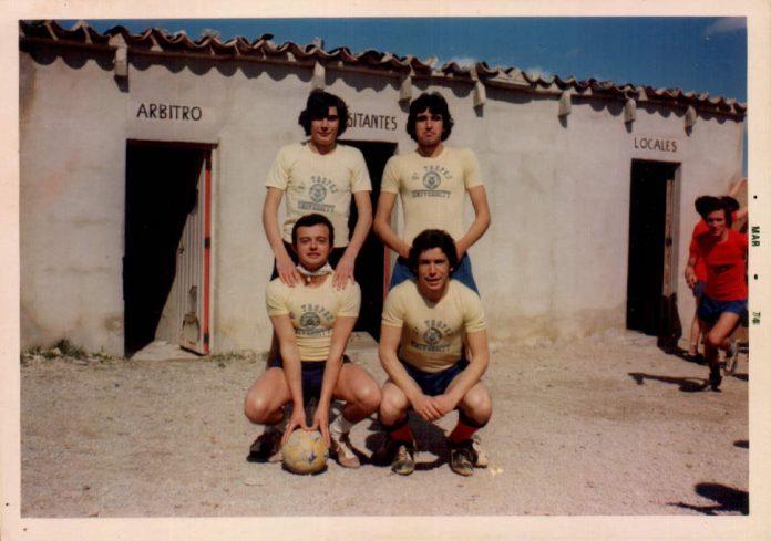 PARTIT FUTBOL QUINTOS 1952 - 1970
