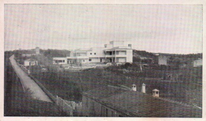 OTRA VISTA DE LAS ESCUELAS - 1935