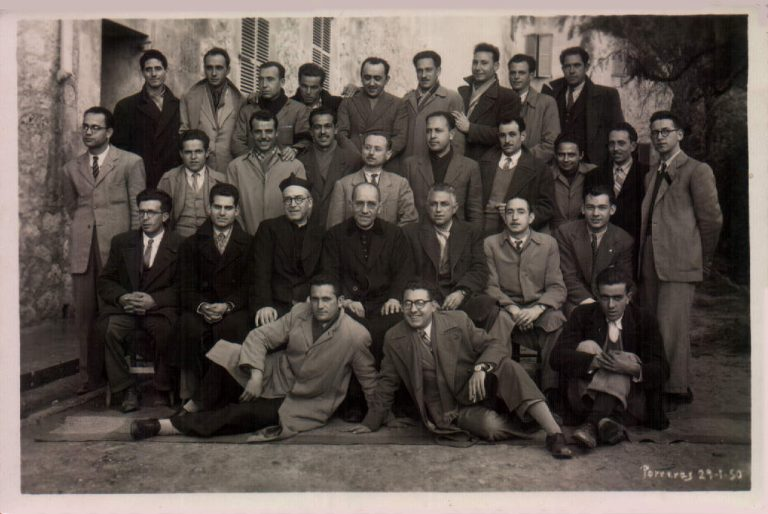 Ejercicios espirituales San Felipe – 1953