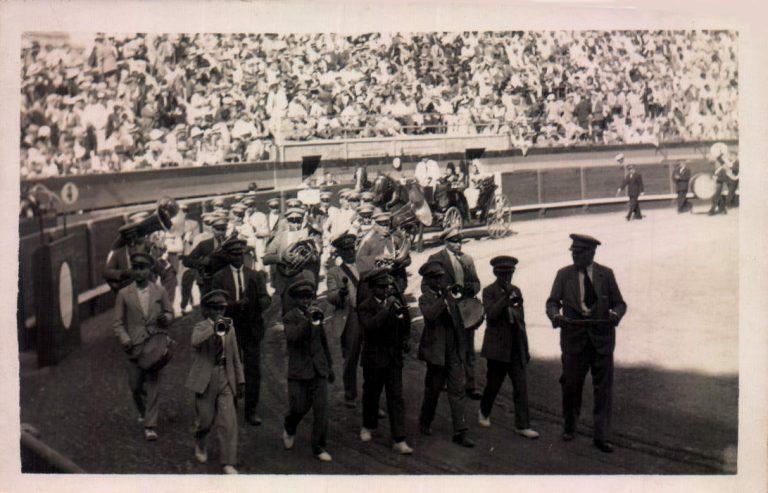 Banda de música de Porreres – 1910
