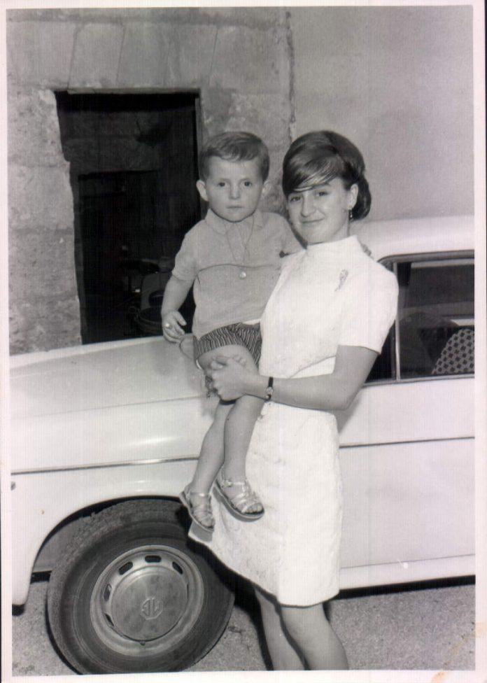 CARRER OLIVERA - 1969