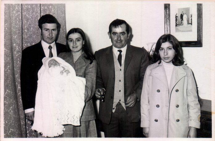 BAUTIZO - 1970