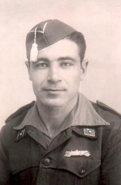 Servicio militar (Maó) 1942