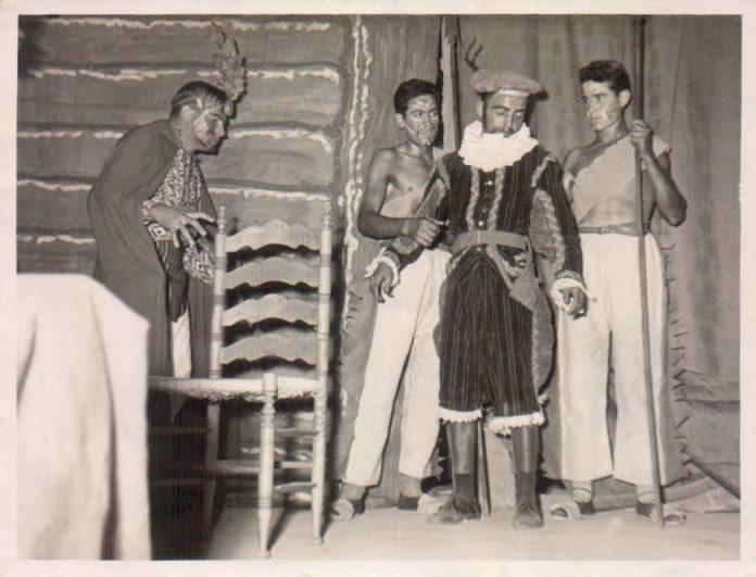 OBRA TEATRO - 1958