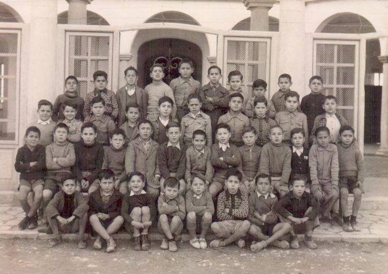 Colegio – 1952