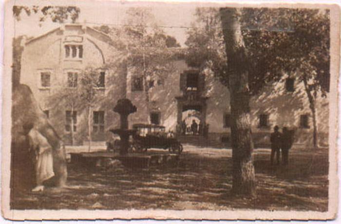 Monasterio de Lluc – 1931