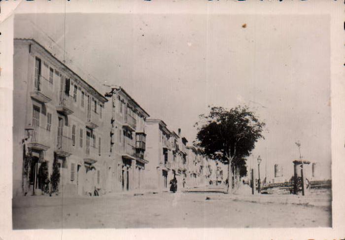 Avenida Argentina – 1931