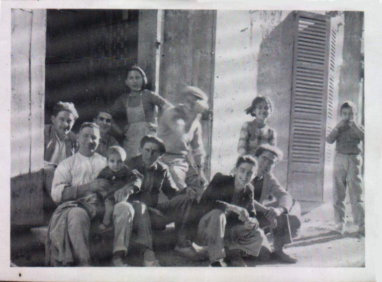 Grupo – 1934