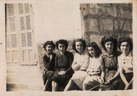 GRUP AMIGUES - 1950