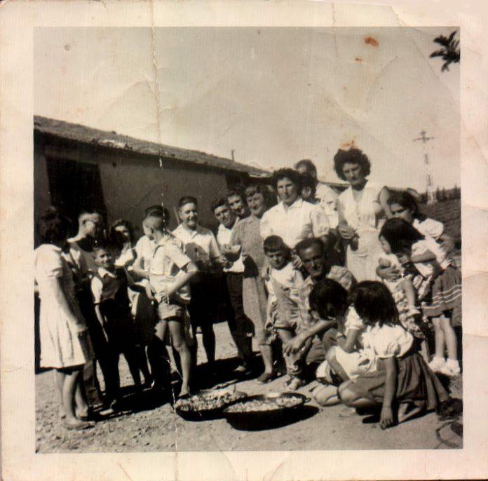 REUNIO FAMILIARS - 1955