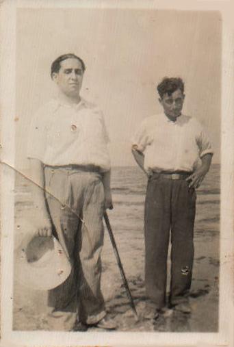 DIA DE MAR - 1950