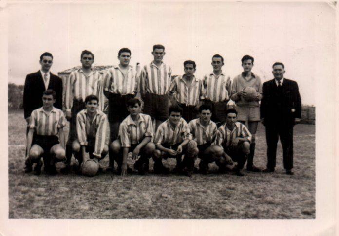 EQUIPO JUVENIL - 1960