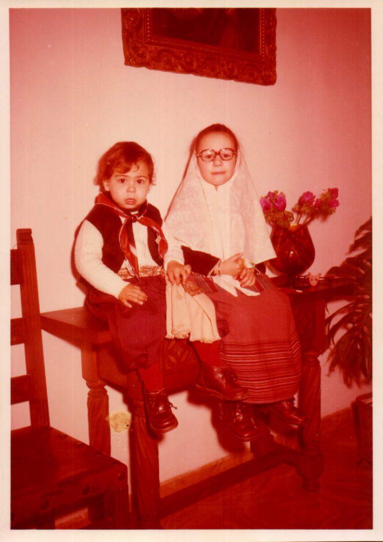 Familiares – 1975