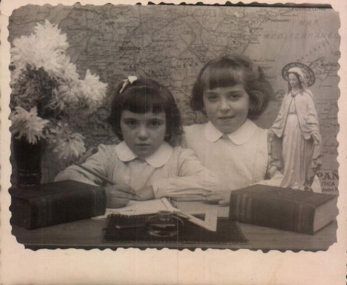 Foto de colegio – 1949