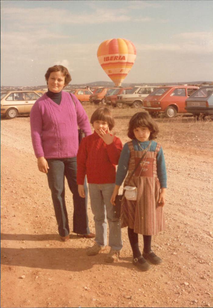 Aeropuerto Son Bonet – 1980