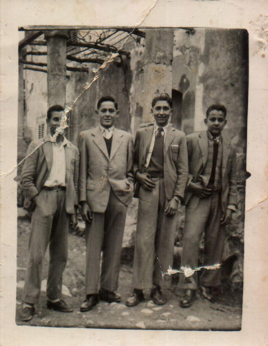 GRUP D´AMICS - 1945