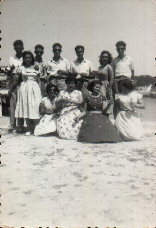 DIA PLAYA - 1962