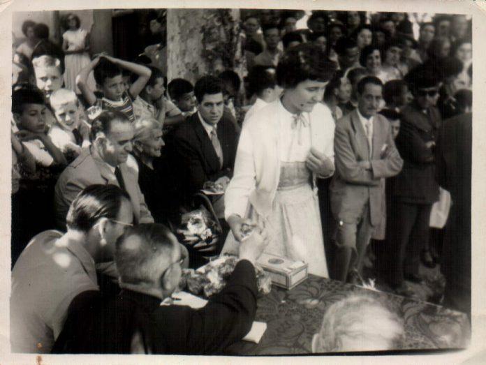 FIESTAS - 1957