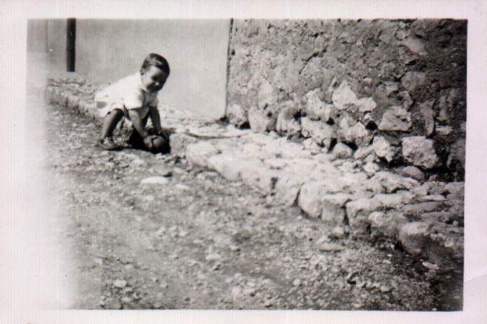 INFANT - 1956