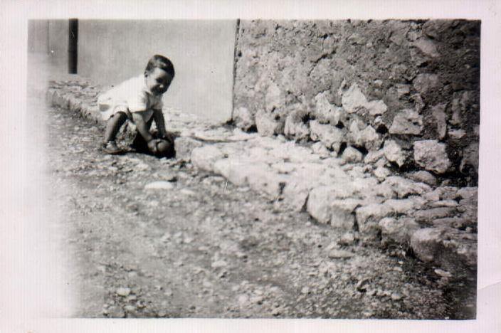 Infant – 1956