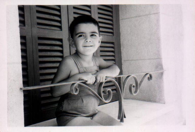 Infant – 1961