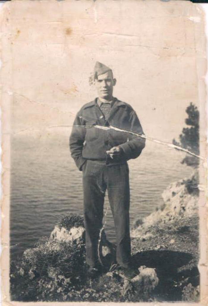 Padre militar – 1938