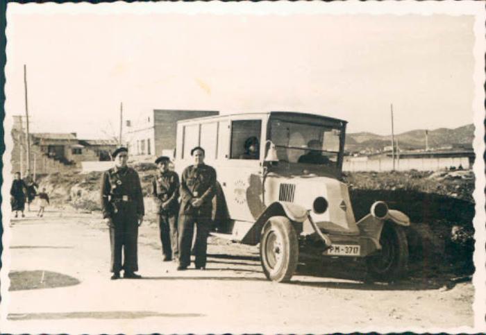Barrio Santa Catalina – 1938
