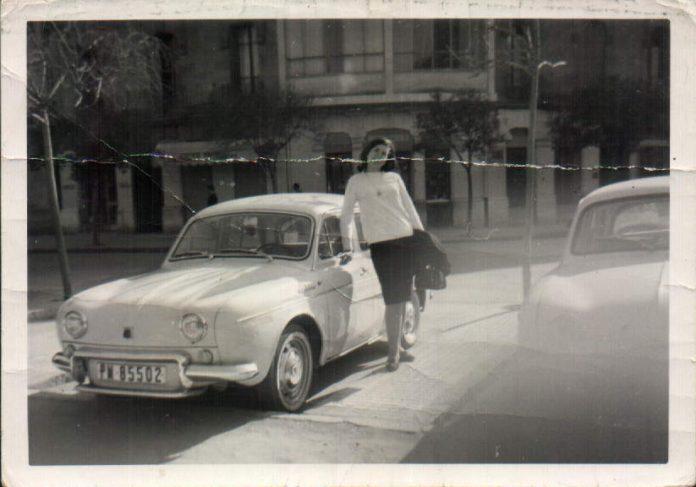 JUNTO AL COCHE - 1967