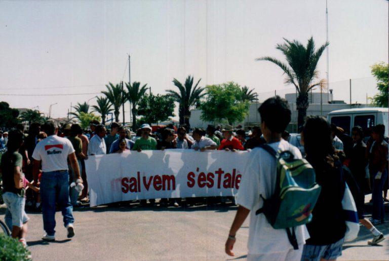 Salvem S´Estalella – 1980