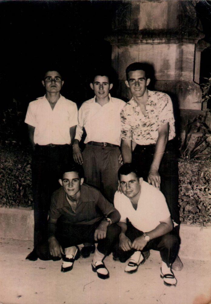 AMIGOS - 1962