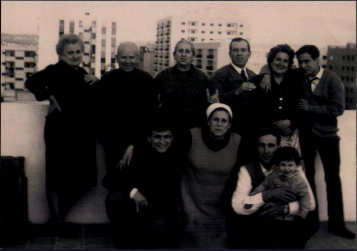 GRUPO FAMILIAR - 1966