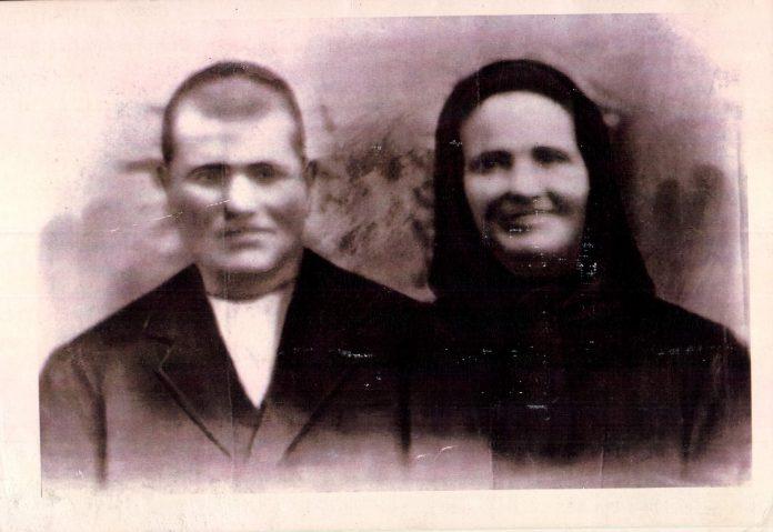MATRIMONIO CAN MIARRAS - 1929