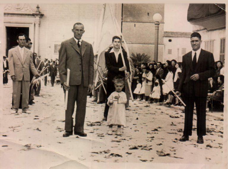 Comunió – 1920