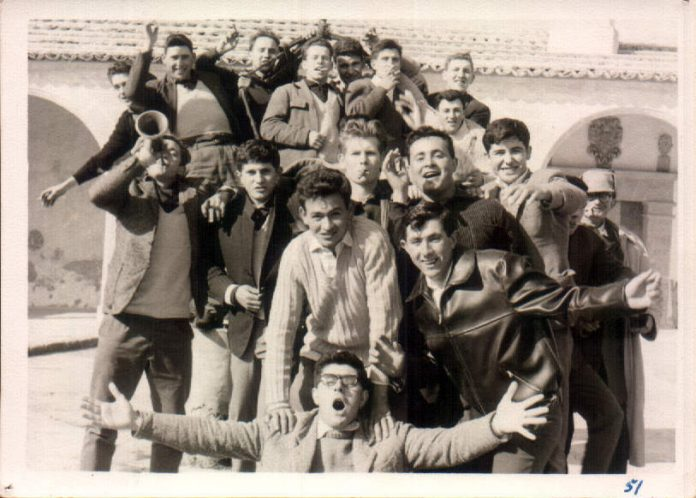 AMIGOS - 1964