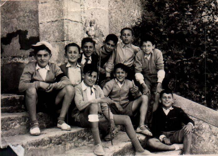 FESTA MONTI-SION - 1960