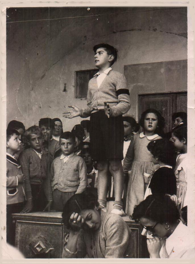 Poesía en Monti-sion – 1952